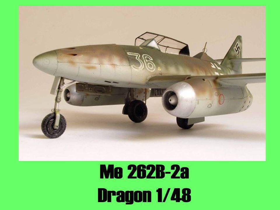 Me 262B-2a Dragon 1/48
