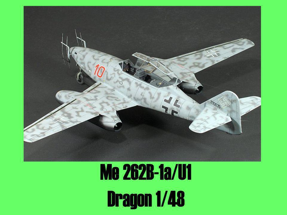 Me 262B-1a/U1 Dragon 1/48