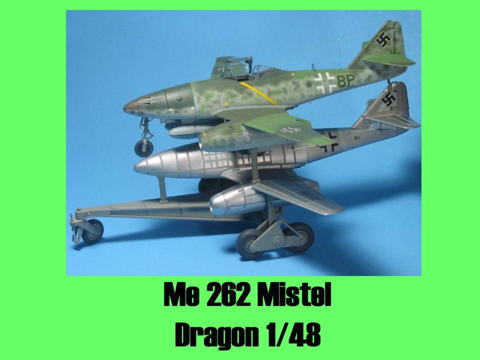 Me 262 Mistel Dragon 1/48