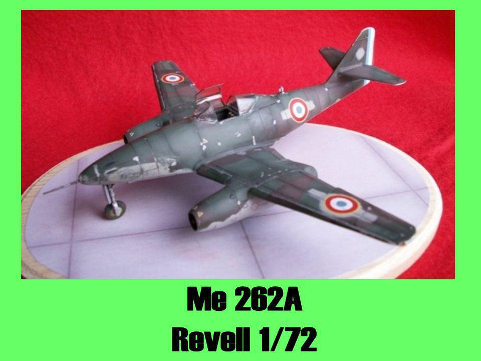 Me 262A Revell 1/72