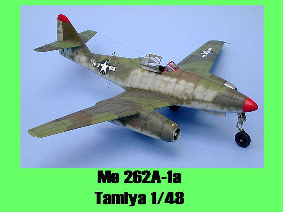 Me 262A-1a Tamiya 1/48