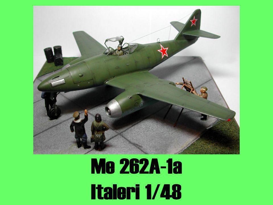 Me 262A-1a Italeri 1/48