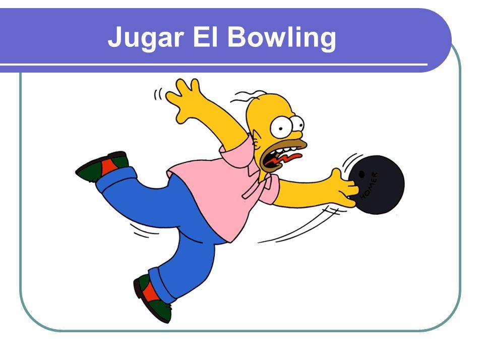 Jugar El Bowling
