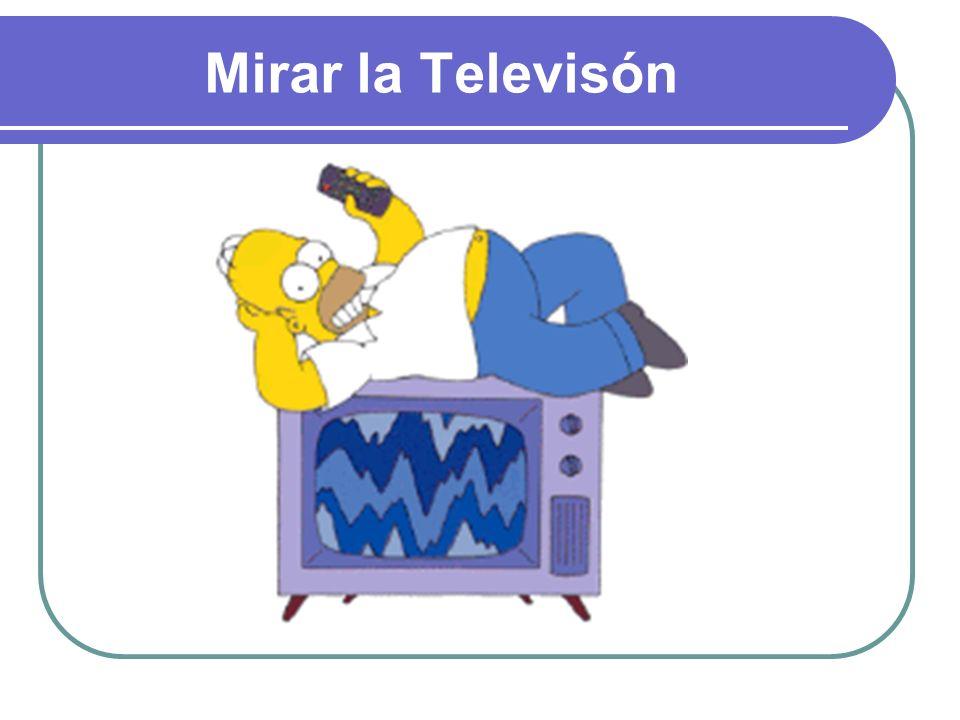 Mirar la Televisón