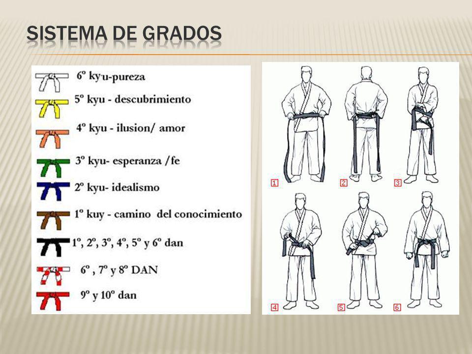 SISTEMA DE GRADOS
