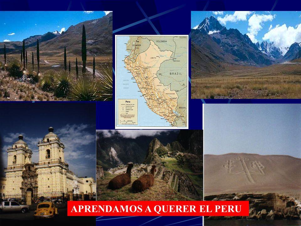 APRENDAMOS A QUERER EL PERU
