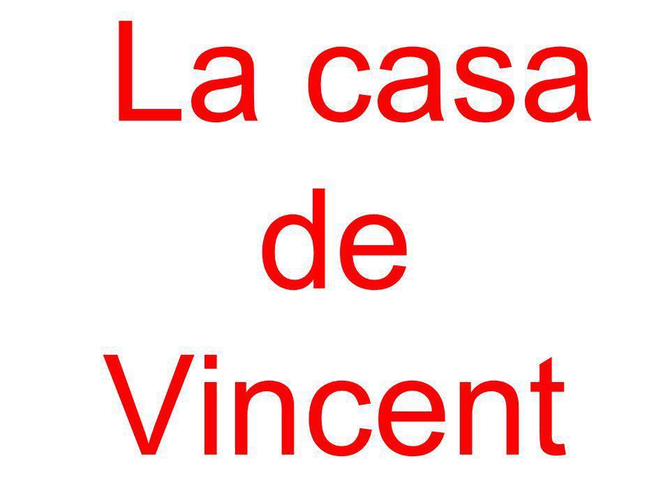 La casa de Vincent