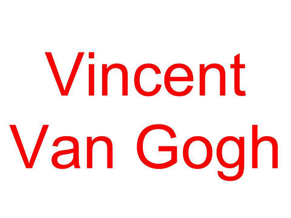 Vincent Van Gogh By using Slide Show Custom Slide Show ,