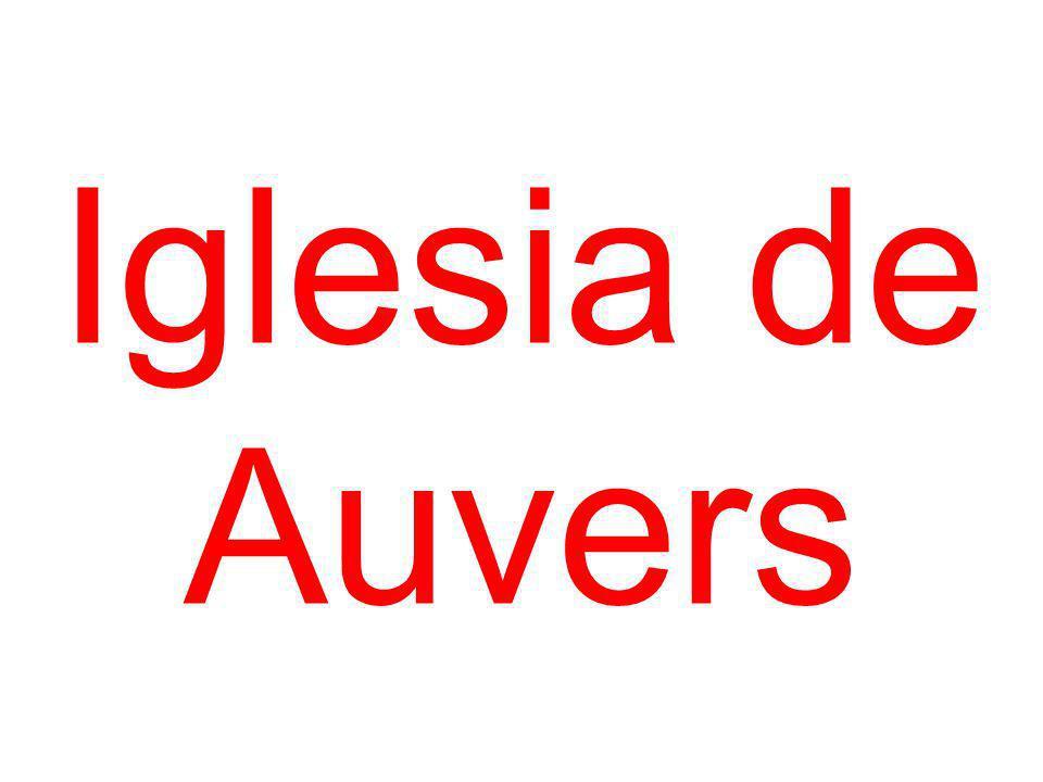 Iglesia de Auvers