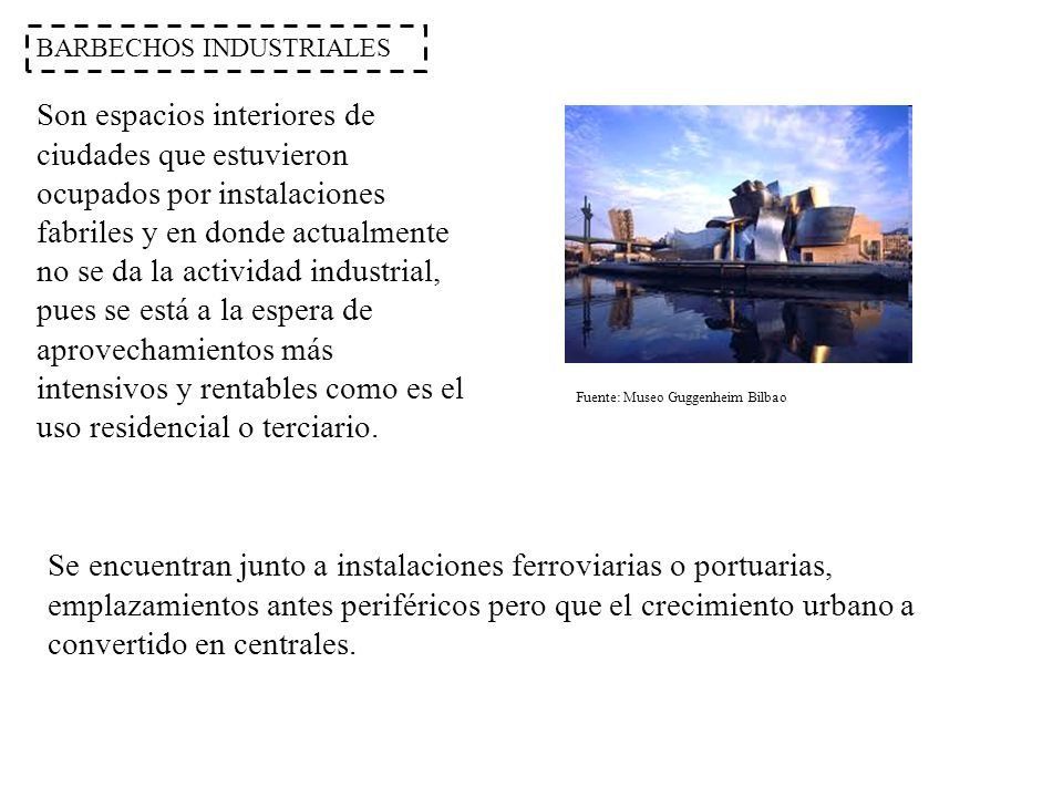 BARBECHOS INDUSTRIALES
