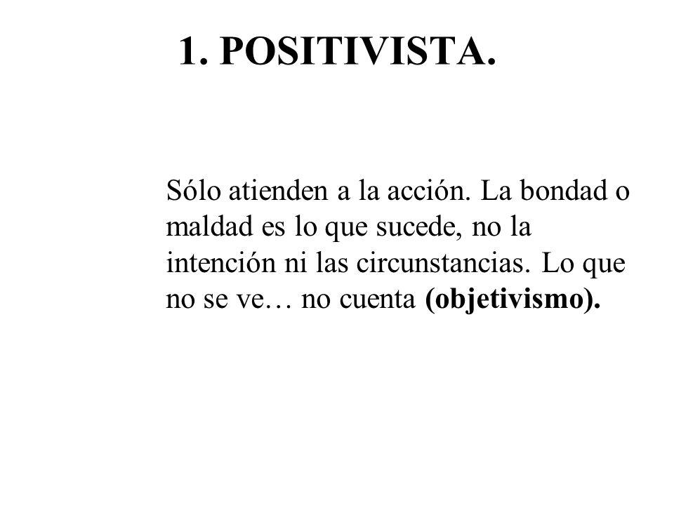 1. POSITIVISTA.