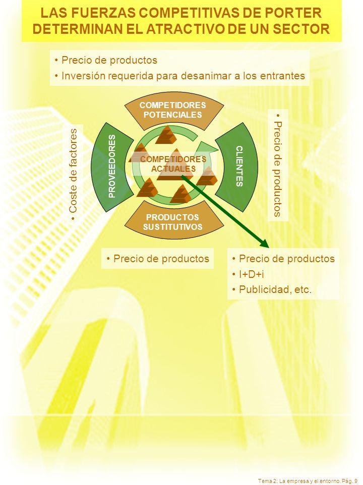 COMPETIDORES POTENCIALES PRODUCTOS SUSTITUTIVOS