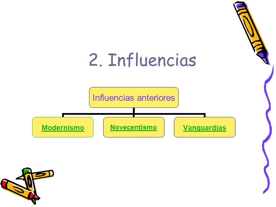 2. Influencias