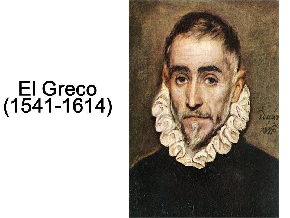 El Greco (1541-1614) 3