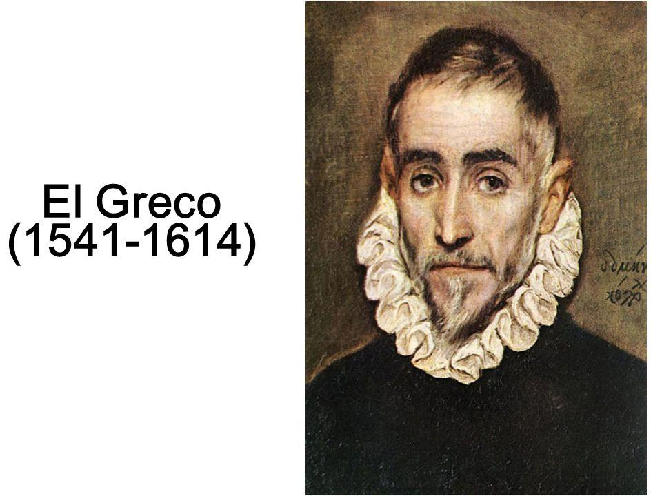 El Greco (1541-1614) 4