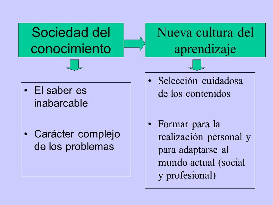 Nueva cultura del aprendizaje
