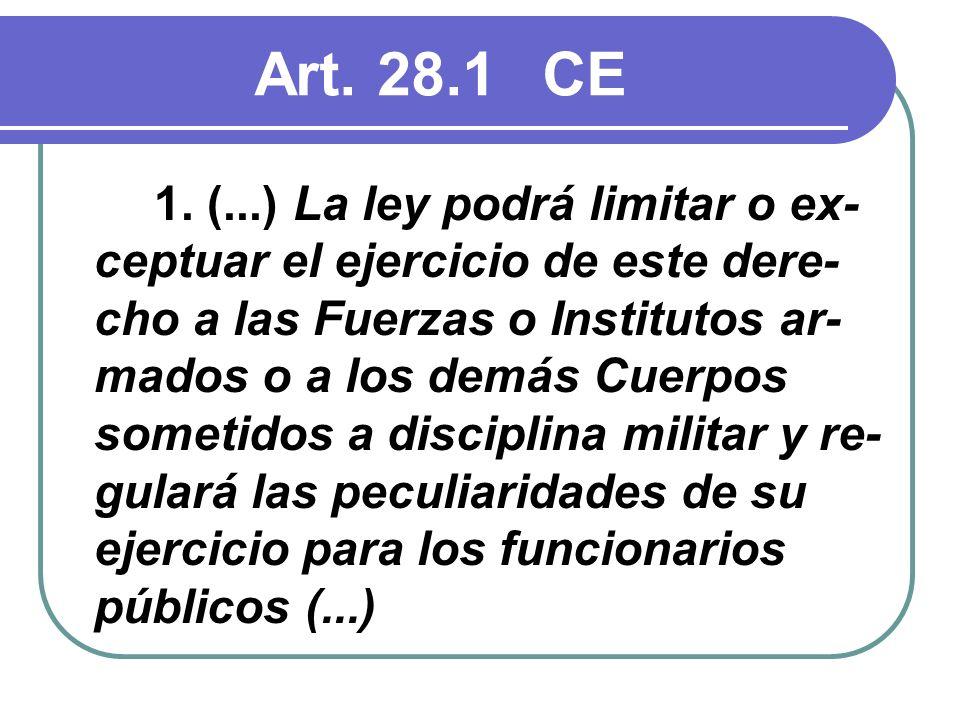 Art. 28.1 CE