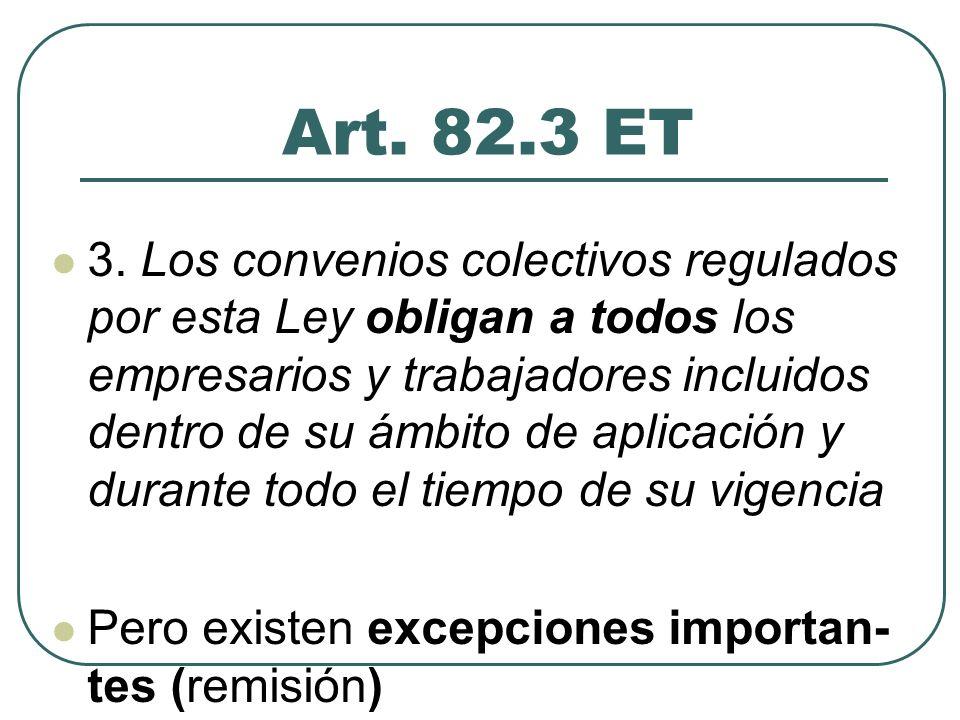 Art. 82.3 ET