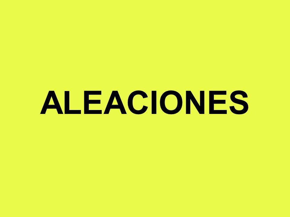 ALEACIONES