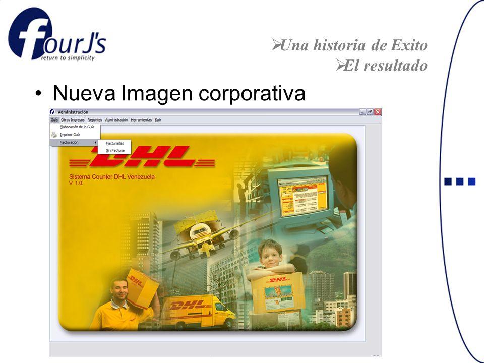 Nueva Imagen corporativa