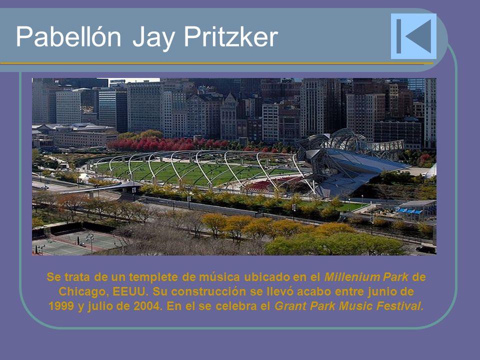 Pabellón Jay Pritzker
