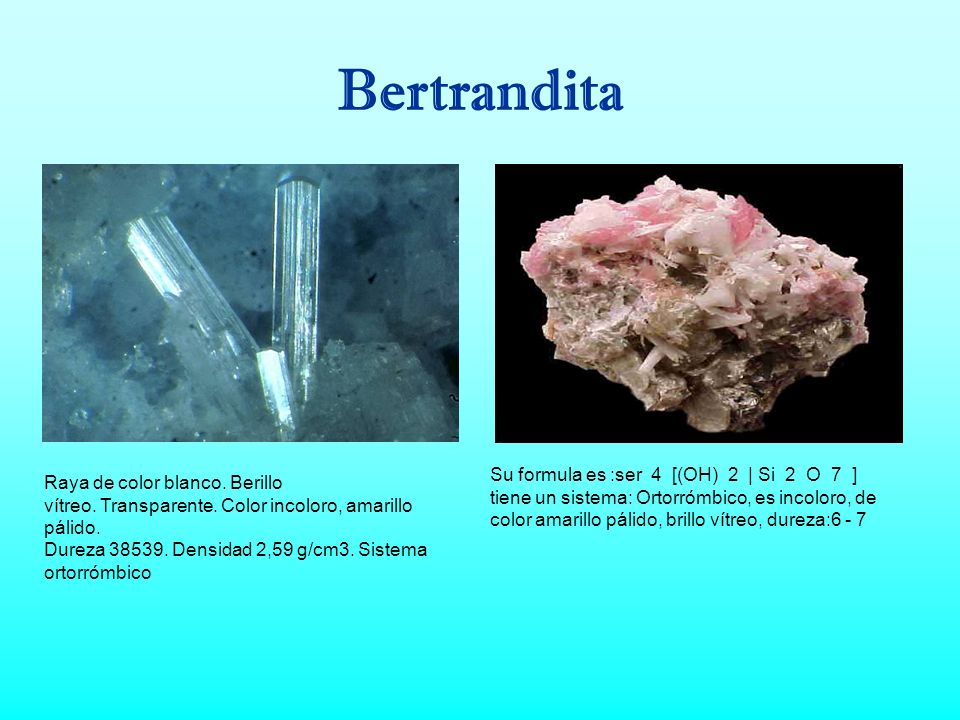Bertrandita