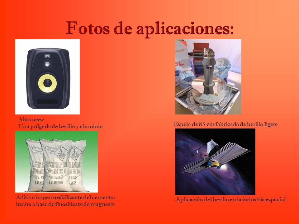 Fotos de aplicaciones: