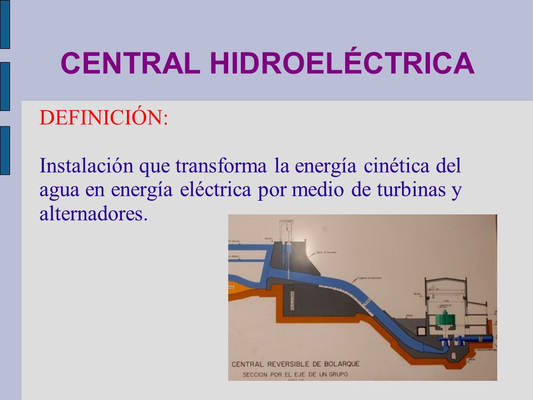 Central hidroel ctrica ppt video online descargar for Definicion de cuarto