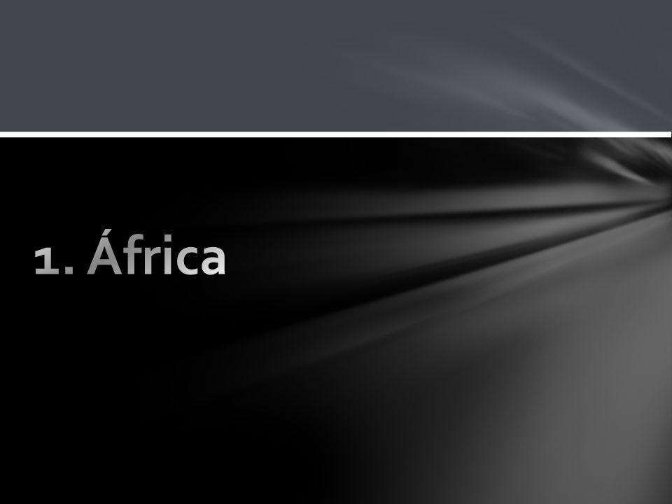 1. África