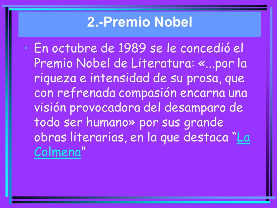 2.-Premio Nobel