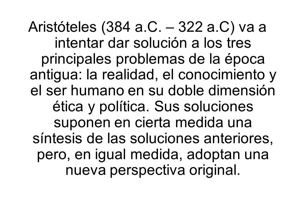 Aristóteles (384 a.C.