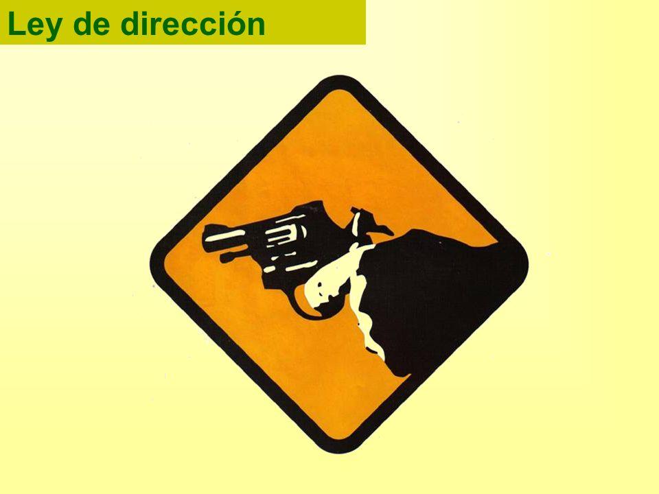 Ley de dirección
