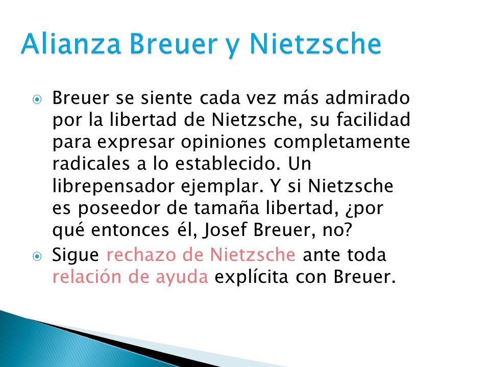 Alianza Breuer y Nietzsche