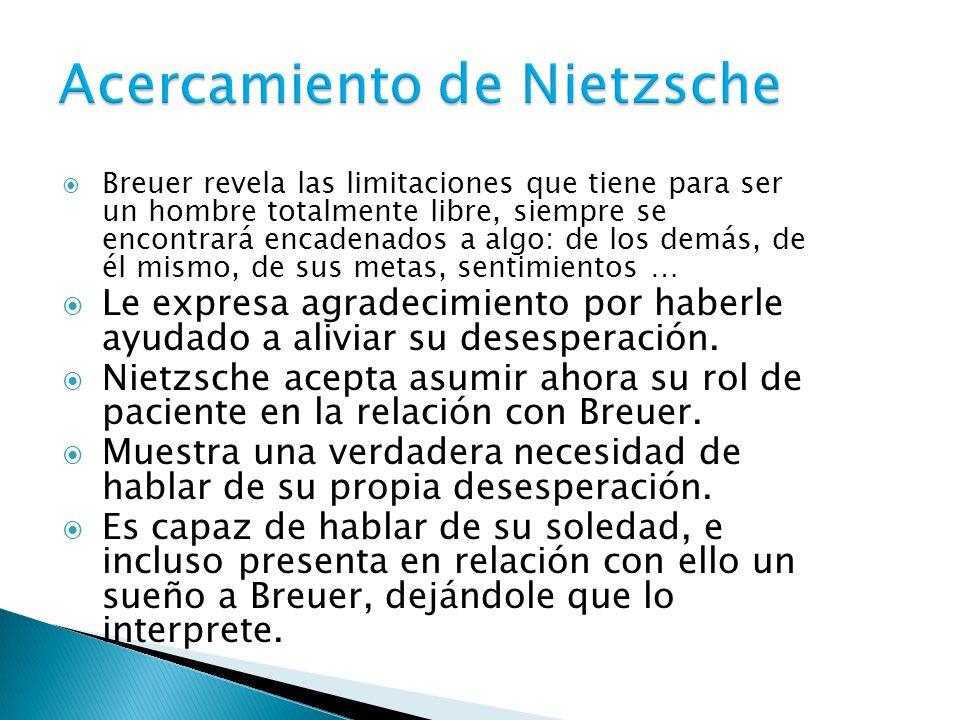 Acercamiento de Nietzsche