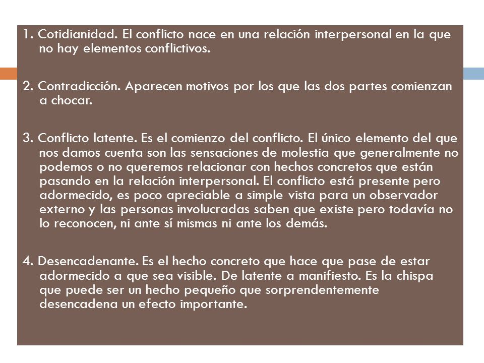 1. Cotidianidad.