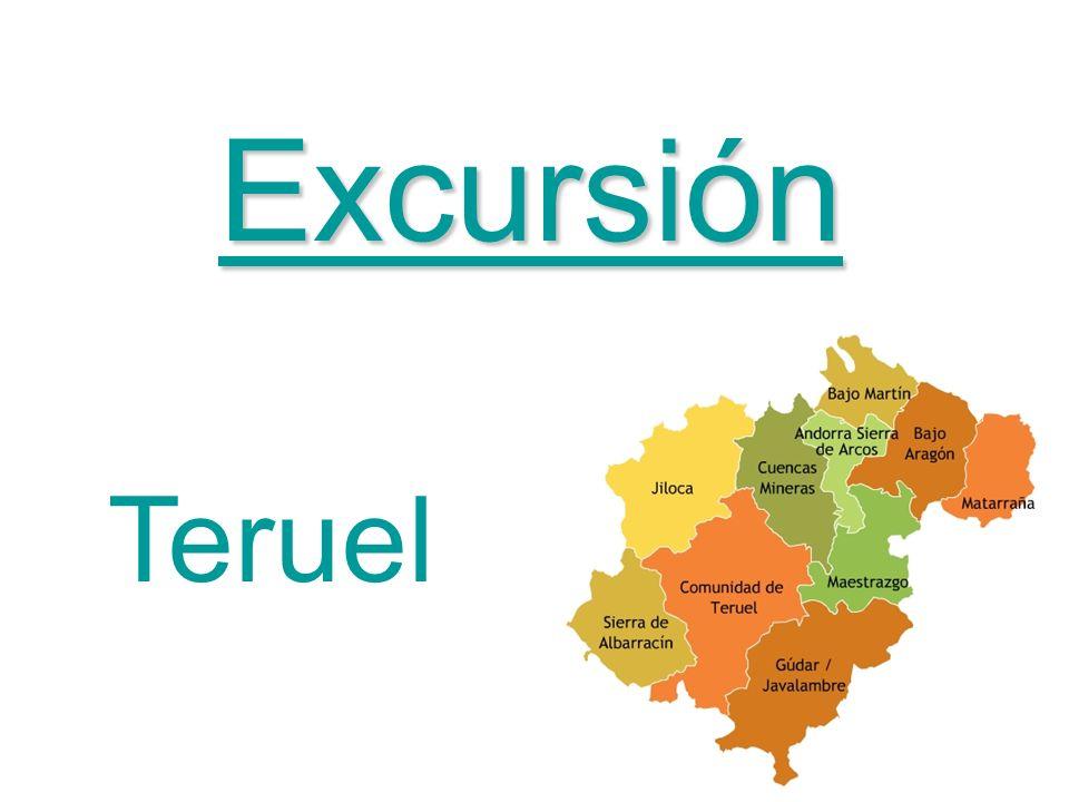 Excursión Teruel Teruel