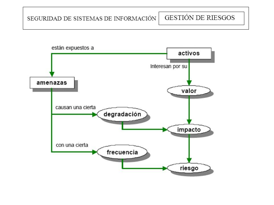 SEGURIDAD DE SISTEMAS DE INFORMACIÓN