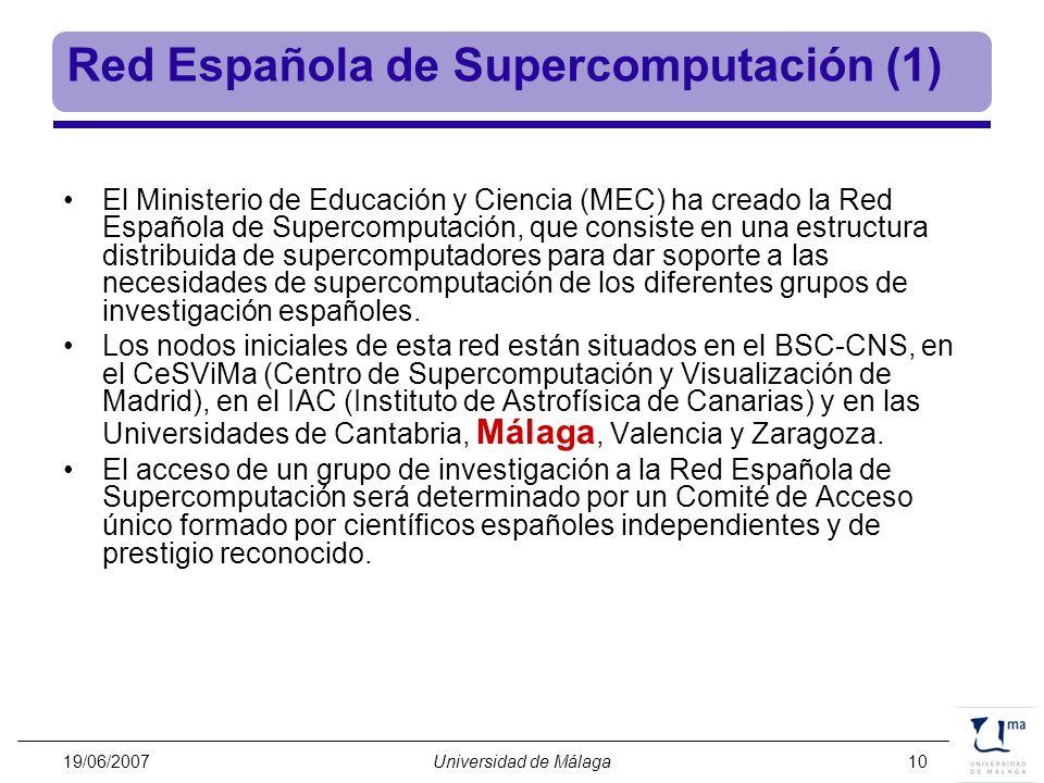Red Española de Supercomputación (1)