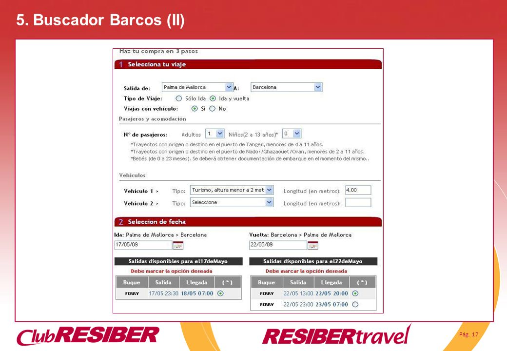 5. Buscador Barcos (II)