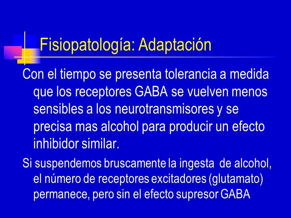 Fisiopatología: Adaptación