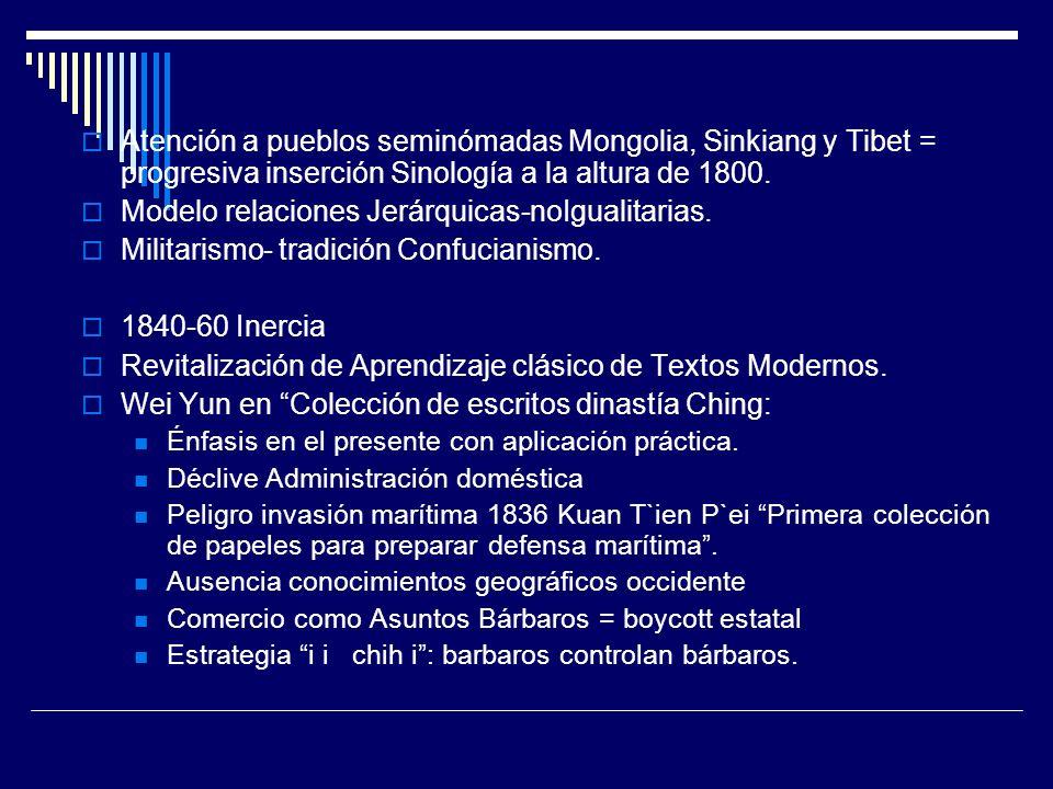 Modelo relaciones Jerárquicas-noIgualitarias.
