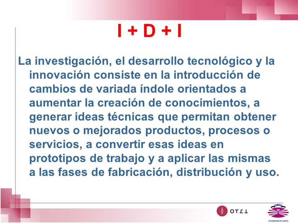 I + D + I