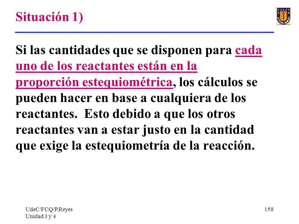 Situación 1)