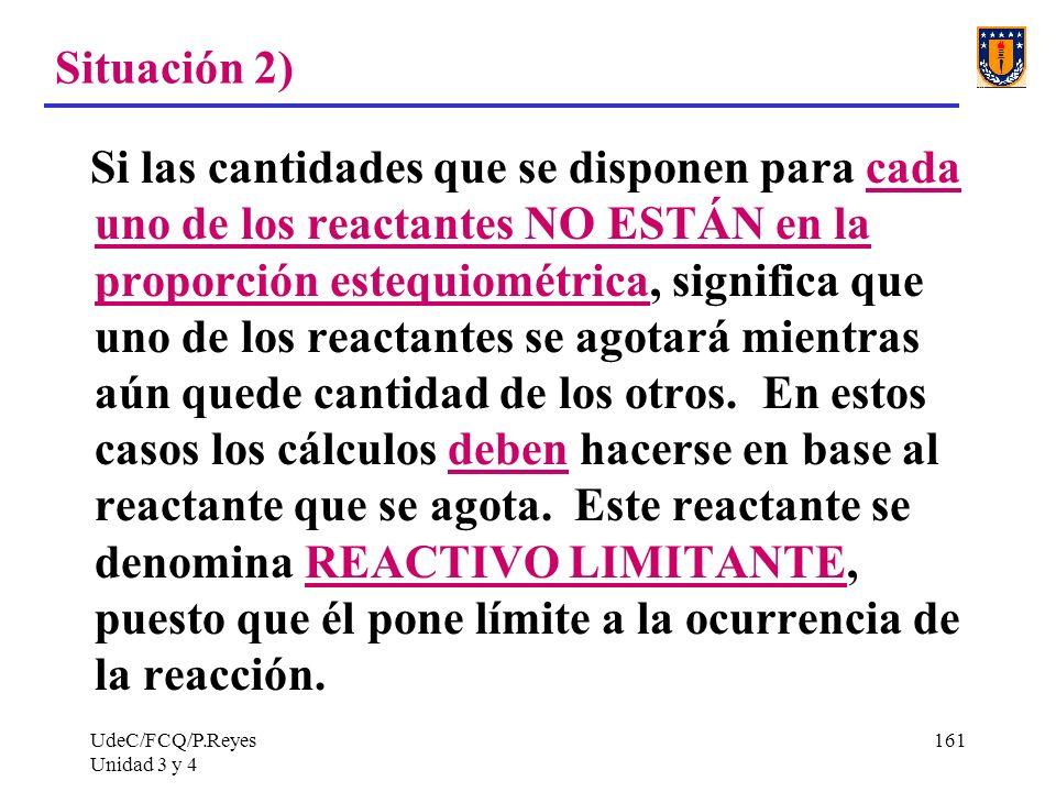 Situación 2)