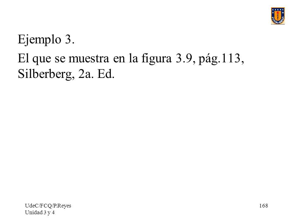 El que se muestra en la figura 3.9, pág.113, Silberberg, 2a. Ed.