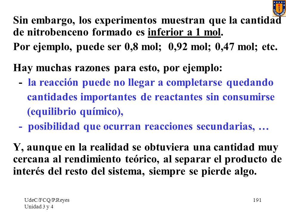 Por ejemplo, puede ser 0,8 mol; 0,92 mol; 0,47 mol; etc.