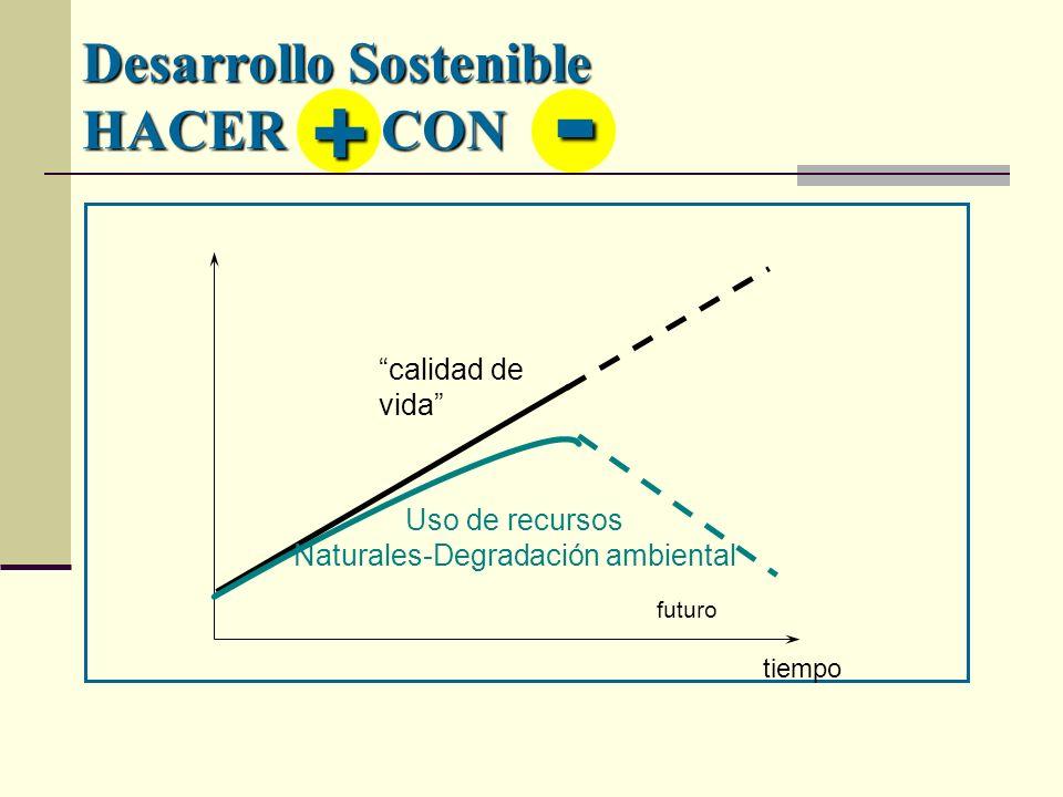 Desarrollo Sostenible HACER CON