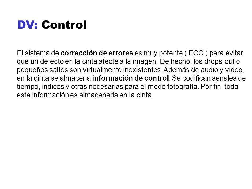DV: Control
