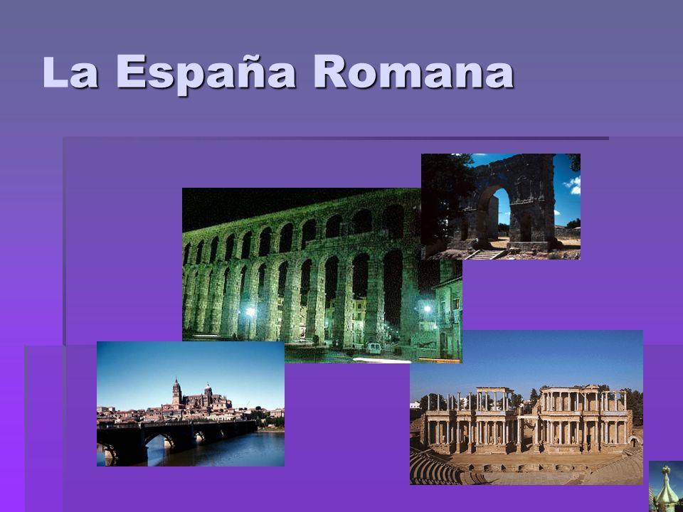La España Romana