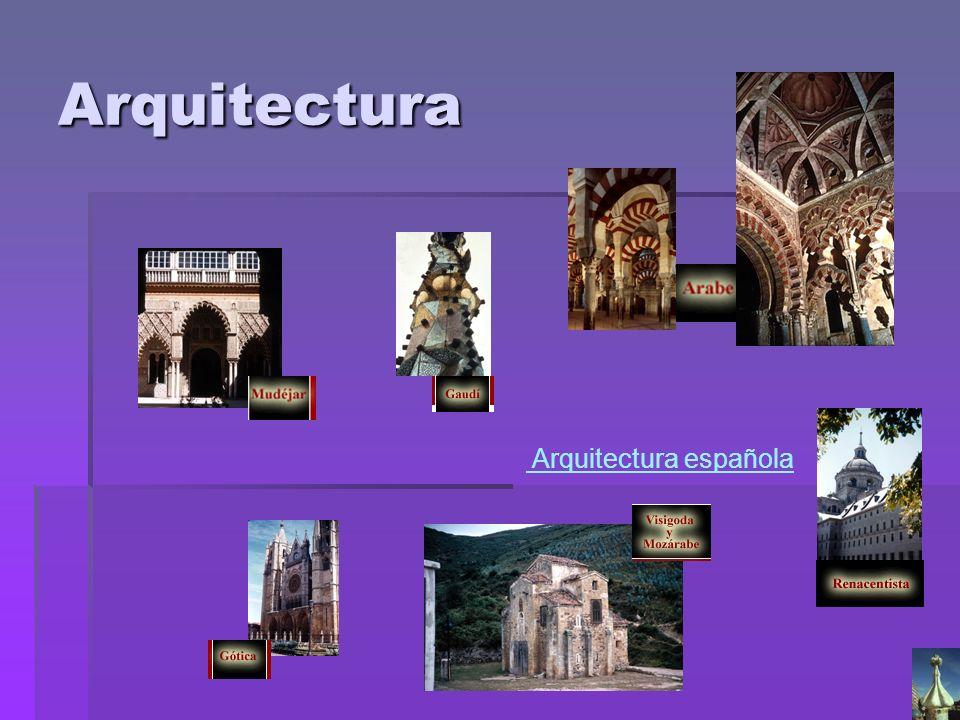 Arquitectura Arquitectura española